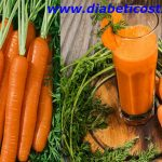 Zanahoria para diabetes tipo 2