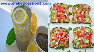 Desayunos geniales para diabéticos tipo 2 Diles adiós a esos desayunos de rutina y mala combinación que solo te carga y genera problemas de glucosa.