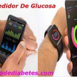 Reloj medidor de glucosa con alta tecnología