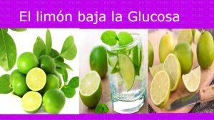 El limon baja el azúcar en la sangreEl limon es sin duda, los cítricos más populares del planeta. Se dice que son de Asia y fueron llevados a América por