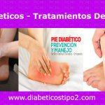 Pie diabetico: Tratamientos desde casa