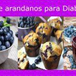 Arandanos para personas con diabetes tipo 2