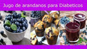 ¿Por que los arandanos son un gran alimento para personas con diabetes tipo 2?están disponibles para el reemplazo de insulina gracias a todas sus propiedade