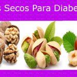 Frutos secos para diabéticos tipo 2