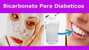 bicarbonato de sodio para bajar la glucosa El bicarbonato de sodio es utilizado desde tiempos milenarios trata prevenir y tratar enfermedades como la diabet