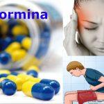 ¿Qué consecuencias tiene la metformina?
