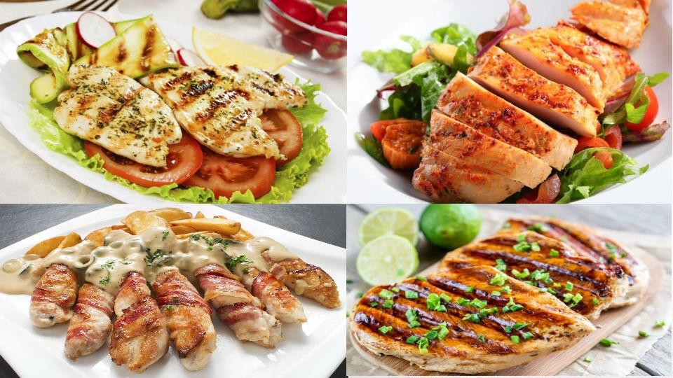 Recetas de pollo para diabéticos y personas con hipertensiónEl pollo es un alimento nutritivo, vitamínico y que ayuda a personas con diabetes e hipertensión