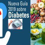 Nueva Guía para diabéticos  2019