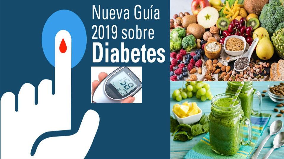 ¿Como me ayuda esta Guía para diabéticos 2019?Esta guía la dio a conocer la asociación mundial de la diabetes sobre los cuidados que debe tener una persona