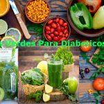 Guía de jugos verdes para diabeticos