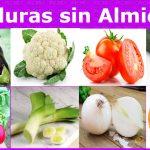 Verduras sin almidón para diabeticos