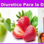 Batido Diurético para controlar la diabetes