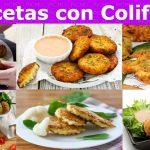 Recetas con coliflor para diabéticos