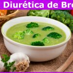 Sopa de brócoli para diabéticos tipo 2