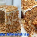 Torta de almendras para diabéticos