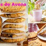 Galletas de avena para diabeticos y sobrepeso