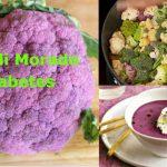 Brócoli morado para diabeticos – Receta
