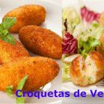 Croquetas de verduras para diabeticos