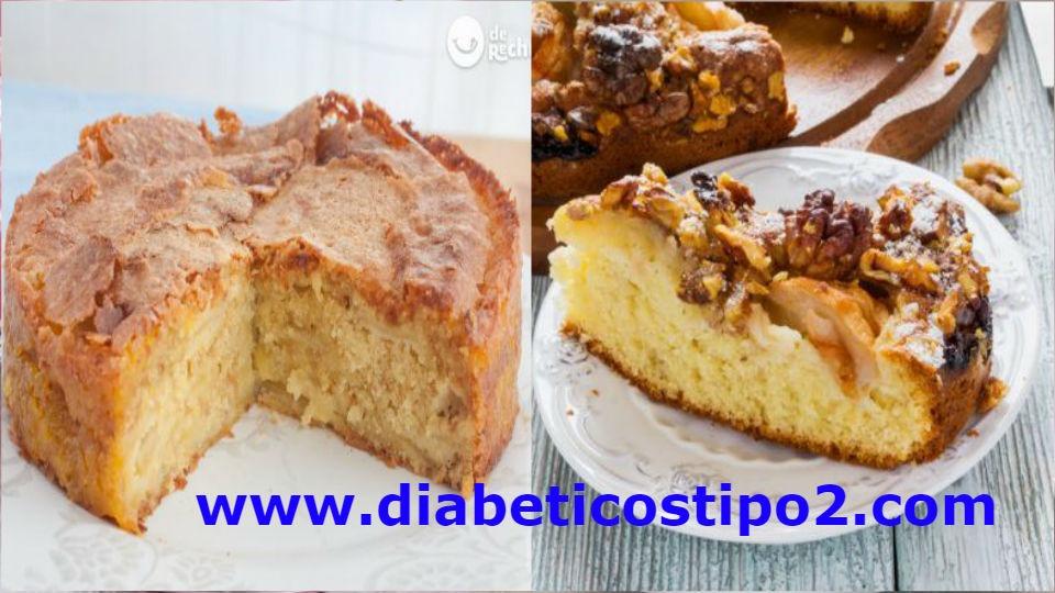Dulces para diabéticos - Recetas completasLa diabetes no es una enfermedad que nos limita la alimentación, todo lo contrario, nos obliga a una alimentación