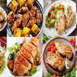 8 recetas con pollo para diabéticos