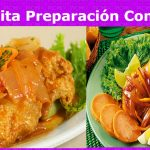 Exquisita preparación con pollo