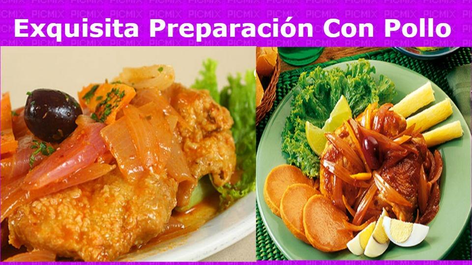 preparación con pollo que cura y previene Desde épocas antiguas se consume el ají amarillo no solo por su sabor sino por sus propiedades curativas.