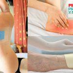 Parche para el tratamiento de ulceras diabéticas