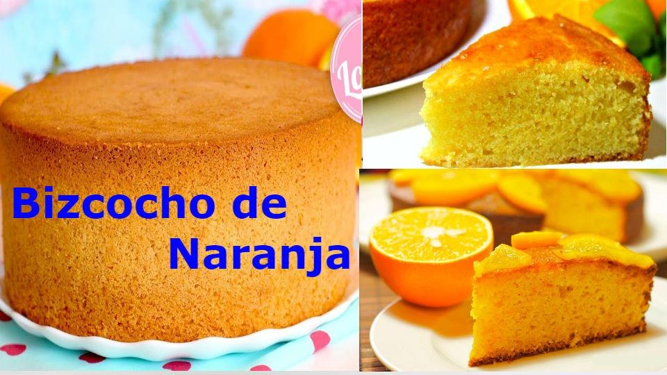 Bizcocho de naranja sin azúcar Hola chicas y chicos hoy les presento la receta de bizcocho de naranja para diabéticos a pedido de ustedes.