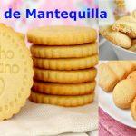 Galletas de mantequilla para diabéticos