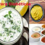 Salsas naturales de casa para diabéticos