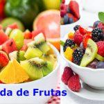 Ensalada de frutas para diabéticos