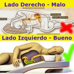 La posición para dormir puede sanar o enferma el cuerpo – Diabéticos tipo 2