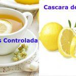 Infusiones de cascara de limón para diabéticos