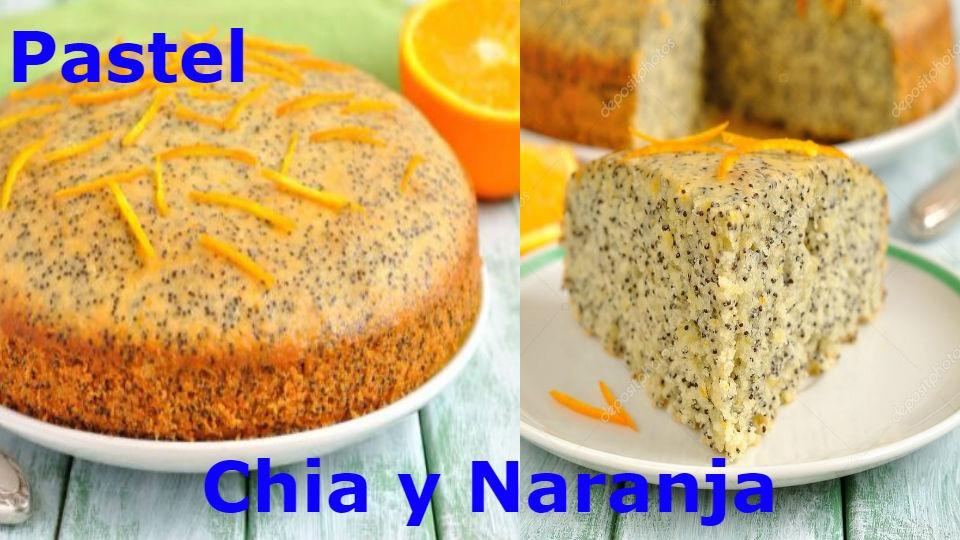 ¿Cómo se prepara el pastel de chía y naranja? Hoy les presentamos un delicioso pastel de chía y naranja apto para personas con diabetes fácil de preparar.