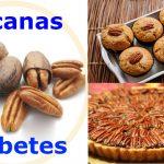 Los beneficios de las pecanas para diabéticos ✅