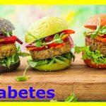 Hamburguesas para personas con diabetes tipo 2 ✅