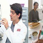 Javier Larragoiti creo un edulcorante que combate la diabetes ✅