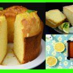 Bizcocho de limón para diabéticos
