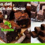Bizcocho de chocolate tradicional Para Diabeticos