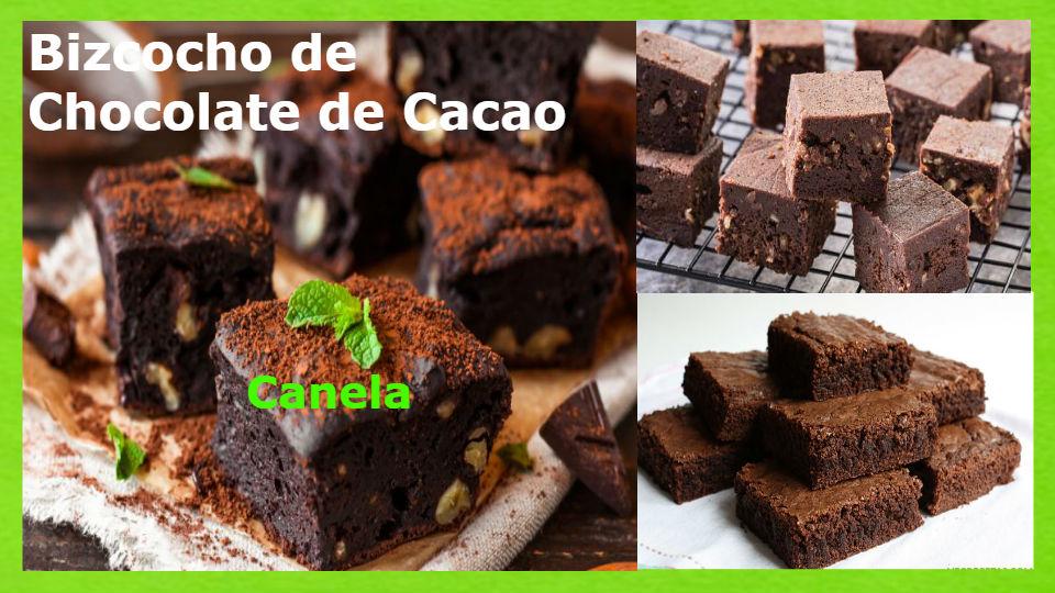 bizcocho de chocolate para diabeticos Los bizcochos y tortas para diabeticos son la mejor manera de alegrarnos la vida deleitando estos manjares.