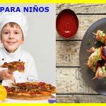Recetas y Comidas Para Niños con Diabetes
