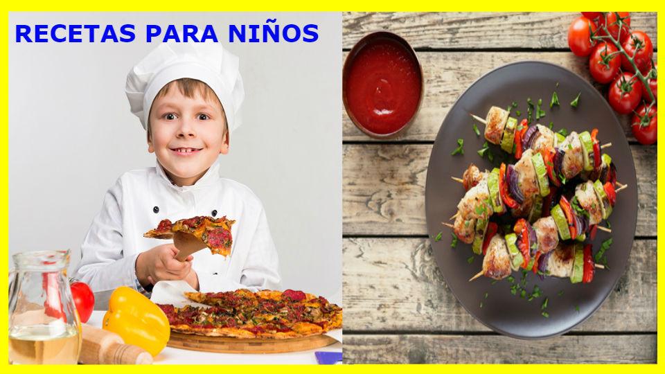 Recetas para niños con diabetesLa diabetes no debe ser el motivo que les impida a tus hijos poder tener una comida deliciosa, saludable y divertida.