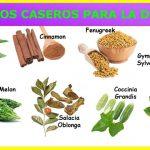 Remedios caseros para controlar la Glucosa