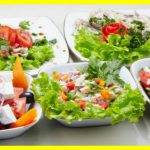 5 Ensaladas verdes para Diabéticos