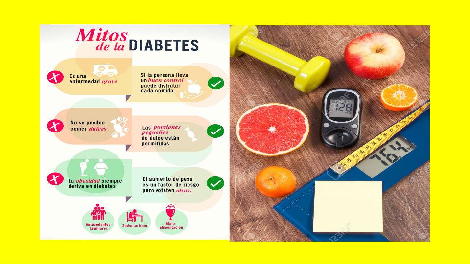 Mitos y realidades sobre la diabetes La diabetes se produce cuando el páncreas no produce los niveles adecuados de insulina para regular la glucosa en sang