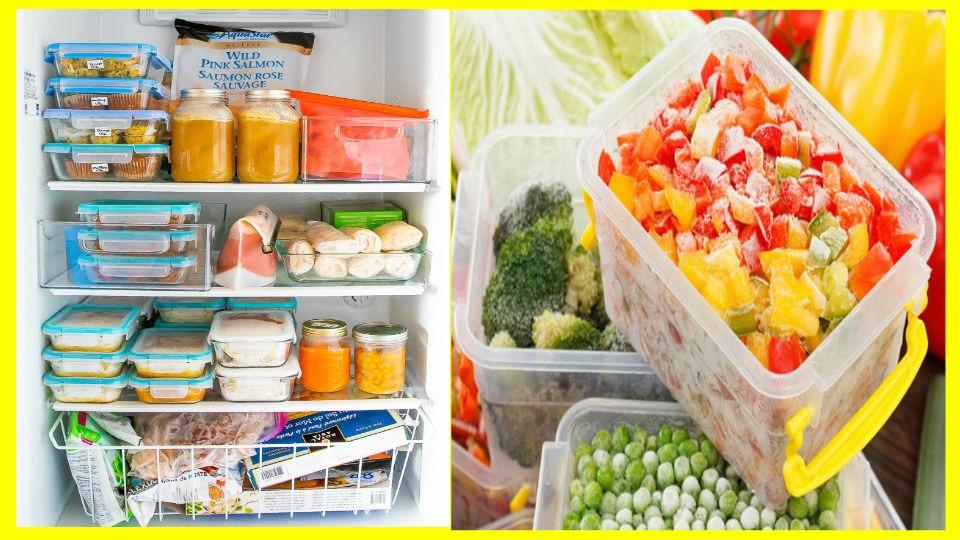 Consejos para congelar y descongelar alimentos Un aspecto importante en un estilo de vida saludable, es la conservación de los alimentos. Siendo la congela