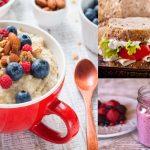 Desayunos para personas con Diabetes
