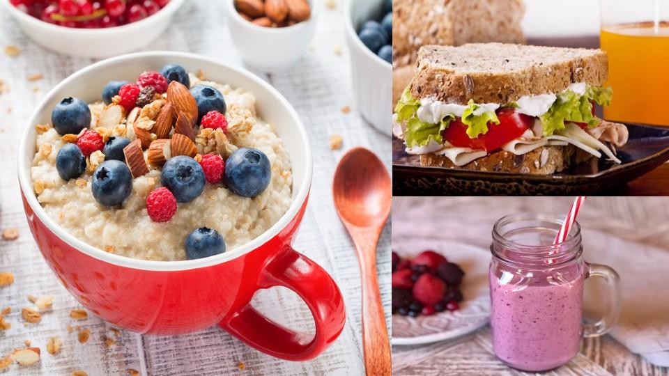 Cinco desayunos para diabéticos El desayuno es, sin duda, la comida más importante del día y si a esto le añadimos un padecimiento como la diabetes,