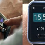 K'Watch Glucose reloj que mide la glucosa