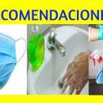 Que medidas tomar ante el Coronavirus